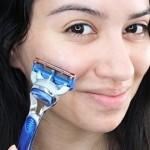 Hướng dẫn cách cạo lông mặt tại nhà cho nữ đúng cách, an toàn nhất