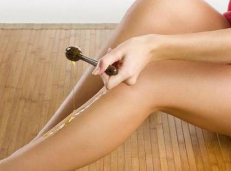 Các biện pháp thông thường không những không tẩy sạch lông mà còn gây đau