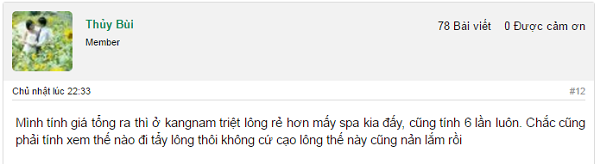 Truy tìm địa chỉ triệt lông vĩnh viễn giá rẻ tại Hà Nội và TPHCM65