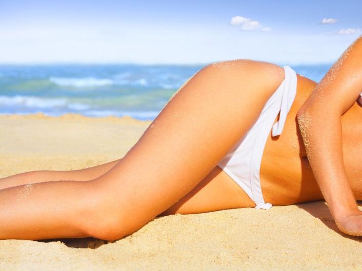 triệt lông vùng bikini ở đâu