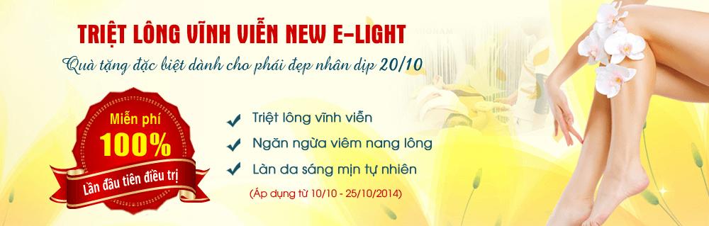Tưng bừng khuyến mãi chào đón ngày phụ nữ Việt Nam 20/10