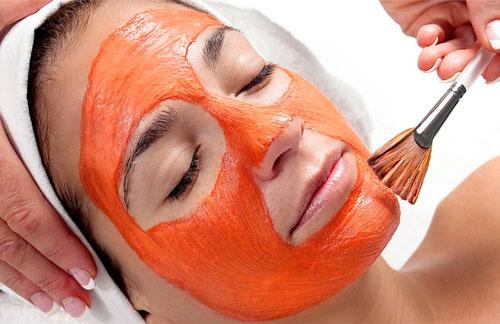 tẩy lông mặt bằng cà chua2