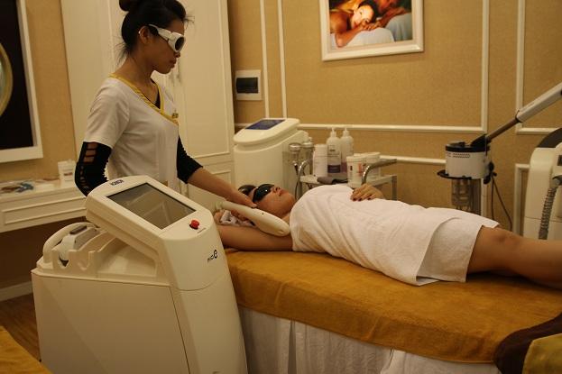 cần có chế độ chăm sóc da sau triệt lông vĩnh viễn chu đáo343