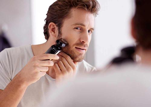 cách tẩy lông mặt cho nam